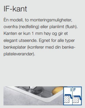 Nedfelling/planliming (IF)