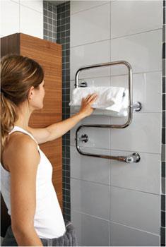 Håndkletørker/Vifter