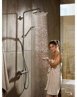 HansGrohe Croma Select S280 med termostat dusj