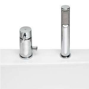 Danline 2-hullsbatteri for karkantmontering