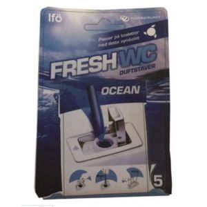 WC Fresh Duftestaver for Ifø og Porsgrund Wc